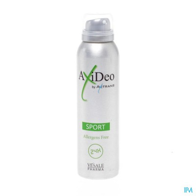 Axideo Sport Deo Spray 150ml