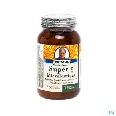Udo S Choice Super 5 Caps 60