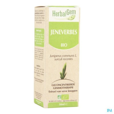 Herbalgem Jeneverbes Maceraat 50ml