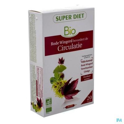 Super Diet Complexe Circulatie Bio Amp 20x15ml