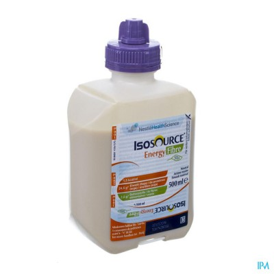 Isosource Energy Fibre Soya 500ml