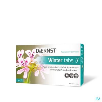Dr Ernst Winter tabs 42 Tabl