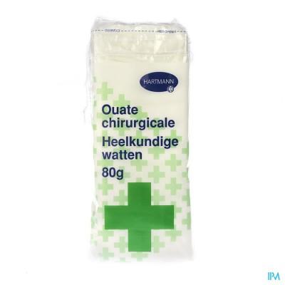 Hartm Watten Hydrofiel Katoen Zigzag 80g 1011832