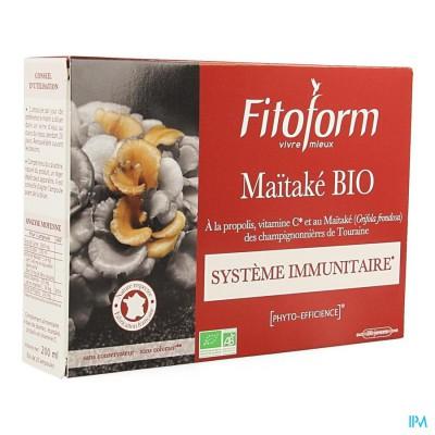 Force & Denfense Maitake Bio Amp 20x10ml Fitoform