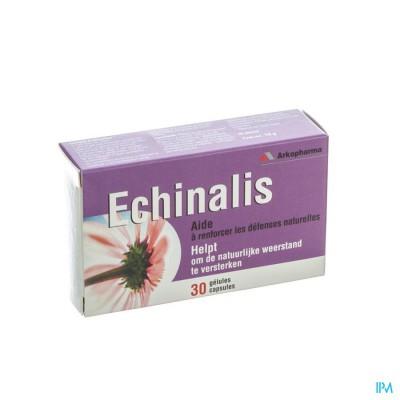 Echinalis Natuurlijke Weerstand Caps 30