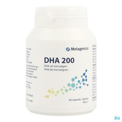 Dha 200 Pot Caps 60 19753 Metagenics