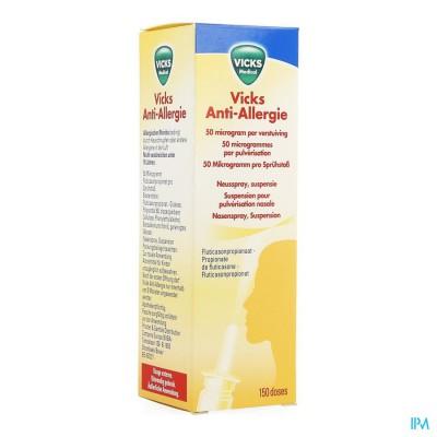 Vicks Anti Allergie Neusspray 150 Doses