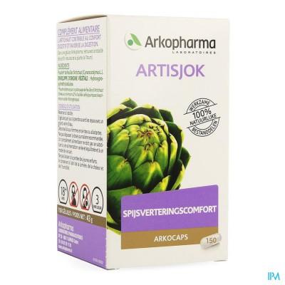 Arkocaps Artisjok Plantaardig 150