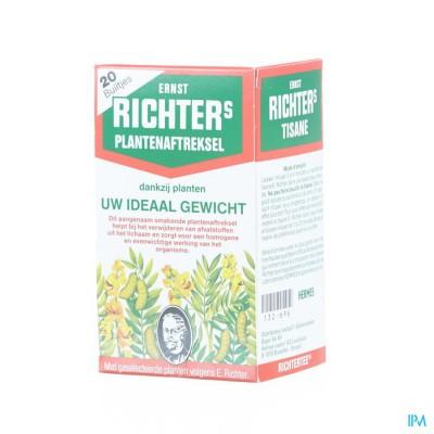 Ernst Richter Vermagerende Thee Filters 20