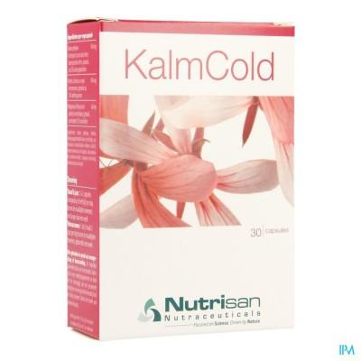 Kalmcold  30 Caps Nutrisan