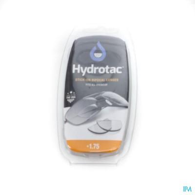 Hydrotac Stick-on Bifocal Lenses +1.75
