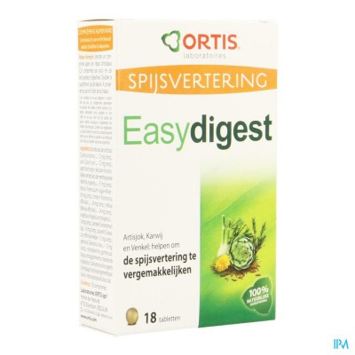 Ortis Easy Digest Comp 18