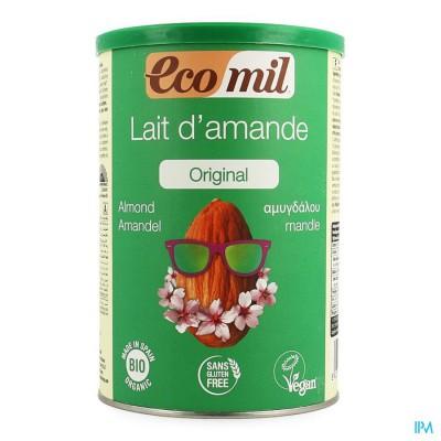 Ecomil Amandel Bio 400g