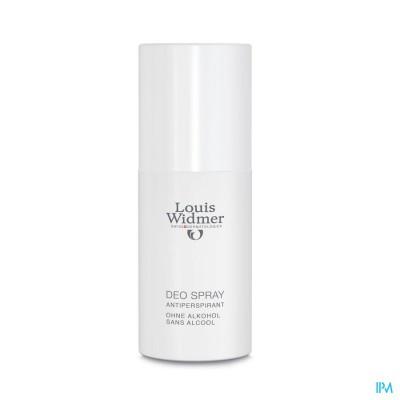Widmer Deo Spray Emuls Parf 75ml