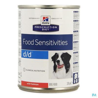 Hills Prescrip.diet Canine Dd Salmon 370g 8004u
