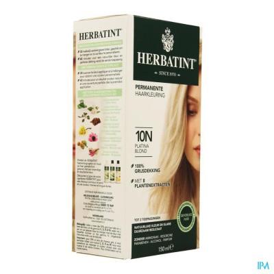 Herbatint Blond Platina 10n