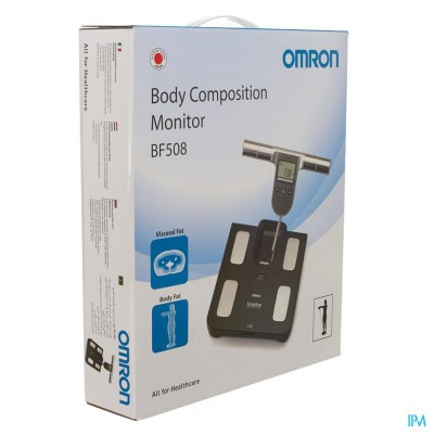 Omron Body Fat Meter Bf508