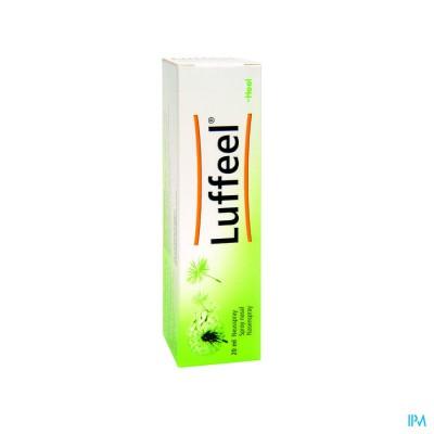Luffeel Neusspray 20ml Heel