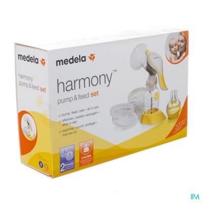 Medela Harmony Pump&feed Handkolf