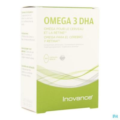 Inovance Omega 3 Dha Caps 60 Ca053n