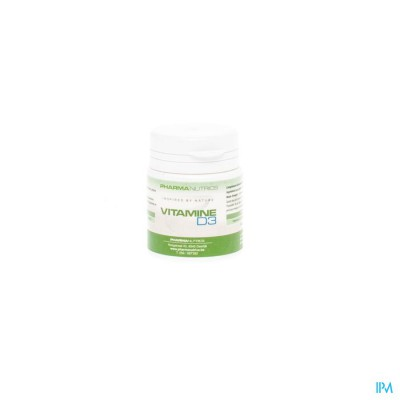 Vit D3 Caps 60 Pharmanutrics