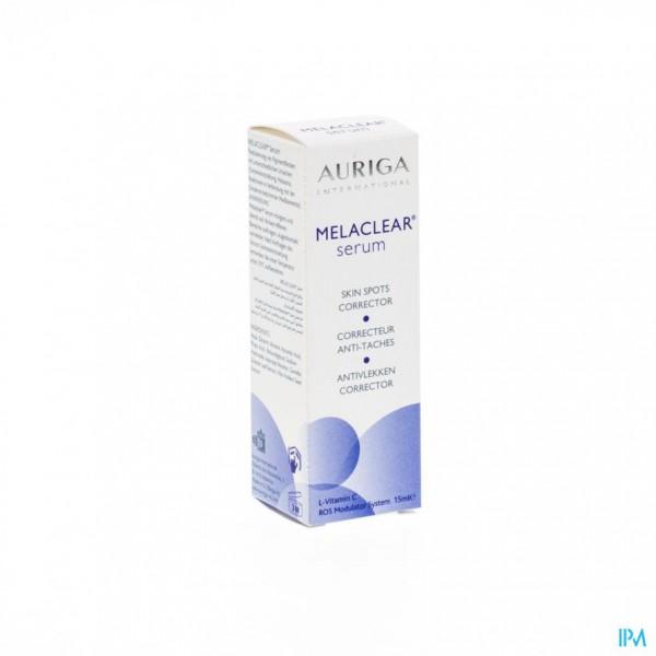 Auriga Melaclear Serum Depigmentatie 15ml