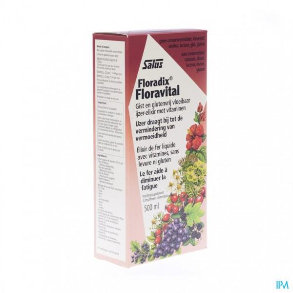 Salus Floravital 500ml Assent Farma