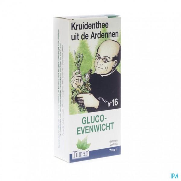 Ardense Thee Nr.16 Drank Diabeticus