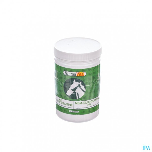Animavital Msm Glucosam 500g