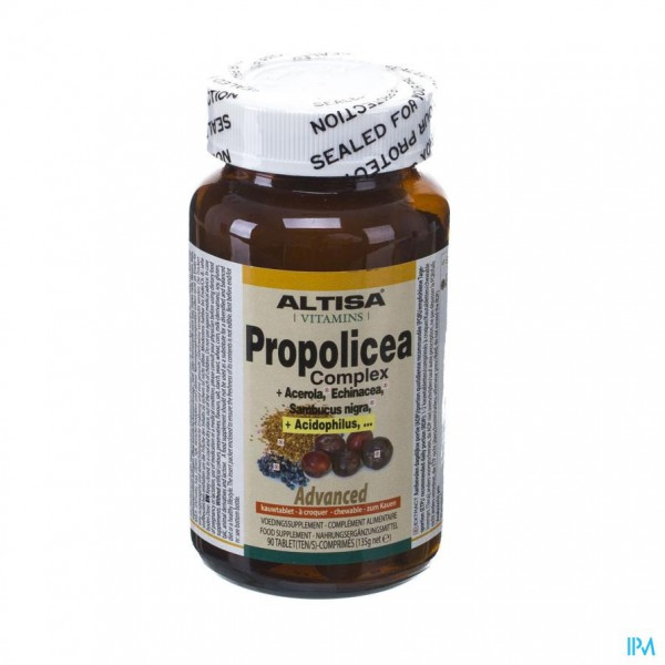 Altisa Propolicea Advanced Kauwtabl 90