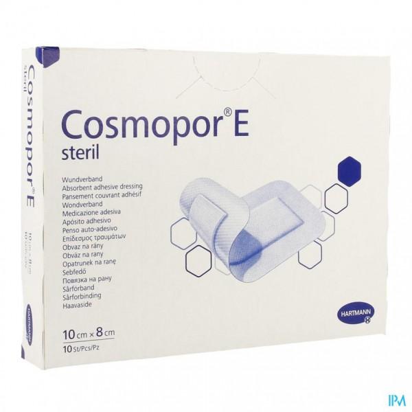 Cosmopor E Verb Ster Adh 10,0x 8cm 10 9008935
