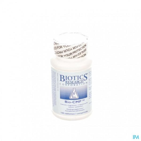Bio Ca-mg-k Biotics Comp 100