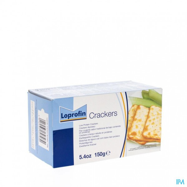 Loprofin Crackers 150g
