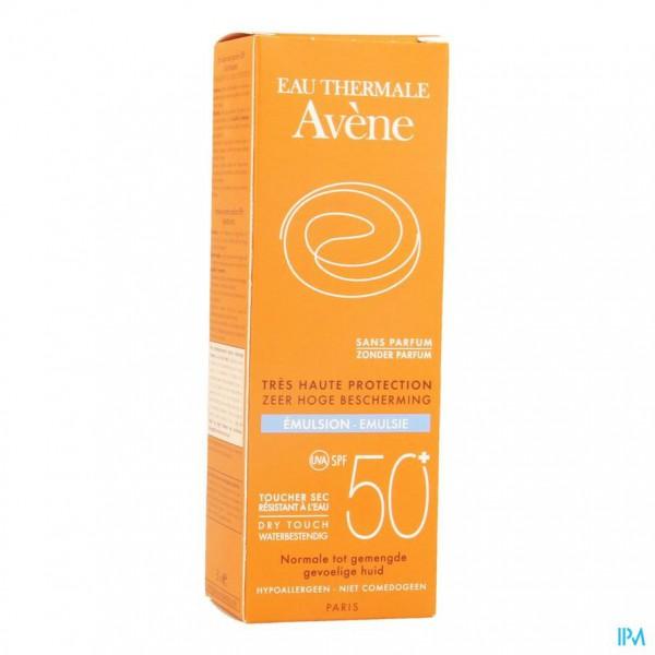 Avene Zon Emuls Ip50+ N/parf 50ml