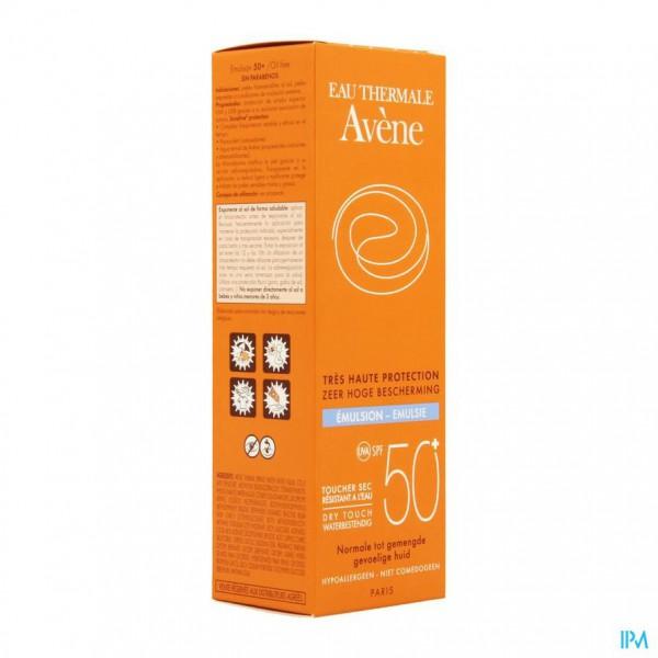Avene Zon Emuls Ip50+ 50ml