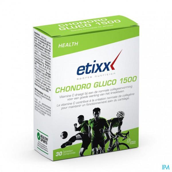 Etixx Chondro Gluco 1500 30t