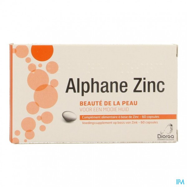 Alphane Zink Blister Caps 6x10