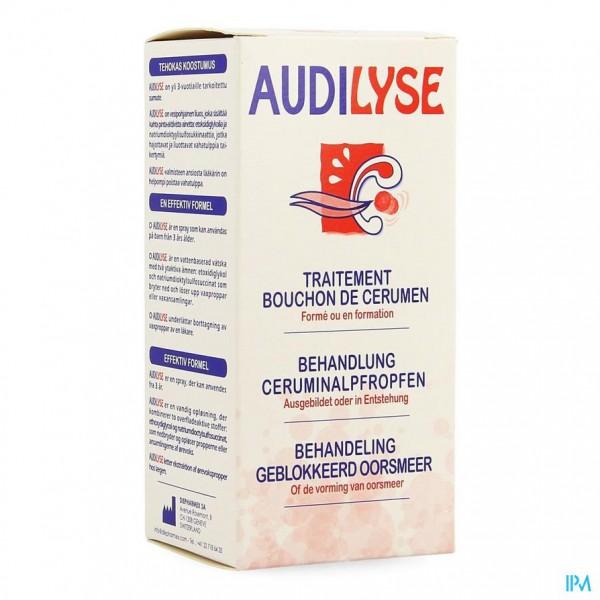 Audilyse Spray 20ml