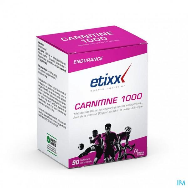 Etixx Carnitine 90t